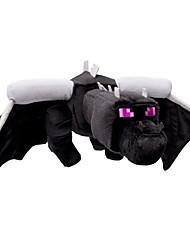 abordables -Poupées en peluche - Peluches - Noir - Product Dimensions: 60 X 60 X 3 cm - en Pluche
