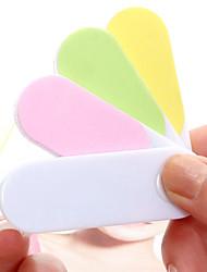 Недорогие -мини красочные косметика ассорти ногтей буфера файлы (случайный цвет)