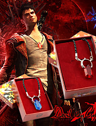 cheap -Jewelry Inspired by Devil May Cry Cosplay Anime / Video Games Cosplay Accessories Necklace Artificial Gemstones / Alloy Men's / Women's 855