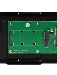 cheap -Maiwo SATA TO mSATA Convertor Card Interface Card KT008B