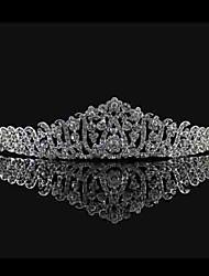 cheap -Rhinestone / Alloy Tiaras with 1 Wedding Headpiece