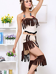 cheap -Indian dance clothing  costume tassel uniform trend