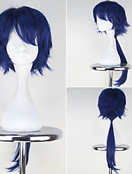 cheap -Cosplay Cosplay Cosplay Wigs Men's 28 inch Heat Resistant Fiber Anime
