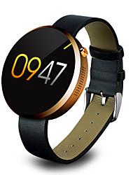 abordables -Montre Smart Watch iOS Android GPS Ecran Tactile Moniteur de Fréquence Cardiaque Pédomètres Santé Caméra Fonction réveille Information