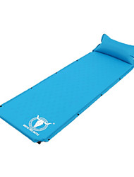 cheap -Sleeping Pad Self-Inflating Sleeping Pad Air Pad Outdoor Camping Waterproof Anti-Shake / Damping Moistureproof PVC(PolyVinyl Chloride) PVC Tarpaulin Beach Camping Traveling for 1 person Spring Summer