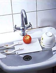 Недорогие -над раковиной фруктов измельчения разделочная доска с ручкой выдвижной