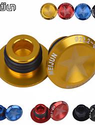 Недорогие -Велосипедные рукоятки Прочный Назначение Шоссейный велосипед Горный велосипед Велоспорт Алюминий 6061 Черный Золотой Красный