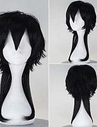 cheap -Cosplay Cosplay Cosplay Wigs Men's 20 inch Heat Resistant Fiber Anime