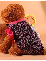 cheap -Dog Sweater Winter Dog Clothes Costume Cotton XXS XS S M L