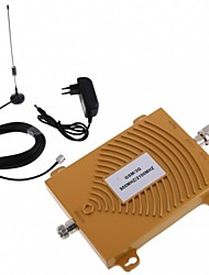 Недорогие -новый GSM WCDMA 900 / 2100MHz комплект бустер двухдиапазонный сигнал сотового телефона антенна