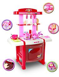 Недорогие -кухня Playset, дети играют дома игрушки, игрушки подражать, сценарий моделирования, фантазии игрушка
