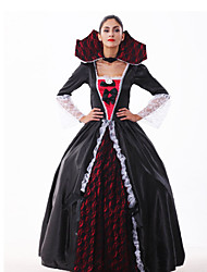 cheap -Super Heroes Witch Angel / Devil Cosplay Costume Party Costume Masquerade Women's Sexy Uniforms Christmas Halloween Carnival Festival / Holiday Spandex Lycra Terylene Black Women's Carnival Costumes