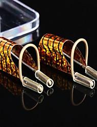 Недорогие -5 шт. Инструменты для маникюра Прочный Простой Классика Повседневные Инструмент для ногтей для Маникюр