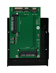 cheap -Maiwo 2xSATA TO 2xCFast Convertor KT009B