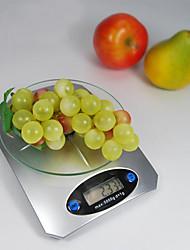 Недорогие -5кг 1г цифровая шкала кухня настольных вес с функцией ЖК-дисплей тары