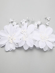 cheap -Pearl / Imitation Pearl / Alloy Hair Combs / Hair Clip with 1 Wedding / Special Occasion Headpiece