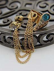 cheap -Ear Piercing Women's Silver / Golden Body Jewelry For Daily / Casual