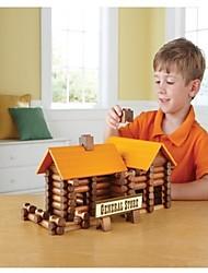 cheap -165 Pcs Small Wooden Creative Construction