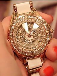 Недорогие -Женские часы оптовой высококачественные керамические часы