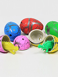 cheap -60pcs Colorful Hatching Growing Dinosaur Dino Eggs Add Water Magic Cute Children Toys