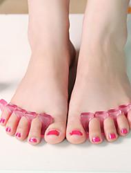 cheap -2-Piece Toe Separator Set Manicure Pedicure Beauty Salon Accessory