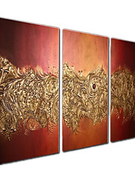 cheap -VISUAL STAR®Oil Painting Modern Abstract Hand Paint Canvas Art Ready To Hang