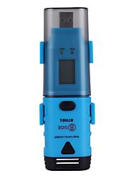 Недорогие -bside bth01 водонепроницаемый двухканальный регистратор точка росы температура влажность данных с USB-интерфейсом и ЖК-дисплеем