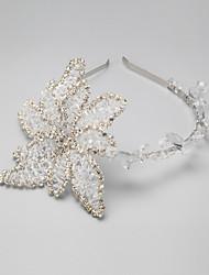 cheap -Rhinestone / Alloy Headbands with 1 Wedding / Special Occasion Headpiece