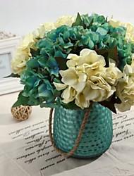 cheap -Polyester European Style Bouquet Tabletop Flower Bouquet 1