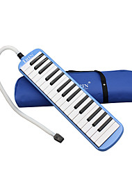 cheap -Blue IRIN32 Key Mouth Organ