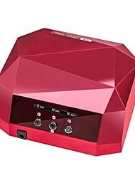 Недорогие -SUN Nail Dryer 36 W За Лак для ногтей 110-220 V Инструмент для ногтей Классика Повседневные Классический / Быстровысыхающий