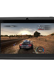 Недорогие -7 дюймовый Android Tablet (Android 4.4 1024 x 600 Quad Core 512MB+8Гб) / TFT / 0.3 / 1.3 / 32 / 1.3