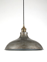 cheap -Pendant Light Downlight Painted Finishes Metal Mini Style 110-120V / 220-240V White Bulb Not Included / E26 / E27
