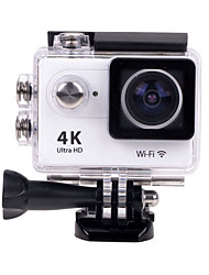 cheap -EOSCN H9 Sports Action Camera Gopro Gopro & Accessories Outdoor Recreation vlogging WiFi / 4K 32 GB 12 mp 4x 2560 x 1920 Pixel / 3264 x 2448 Pixel / 4000 x 3000 Pixel 2 inch CMOS H.264 Single Shot