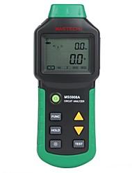 Недорогие -mastech - ms5908a - Токоизмерительные зажимы - Цифровой дисплей -