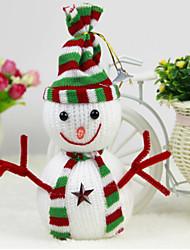 cheap -Christmas Tree Ornament Snowman Pendant