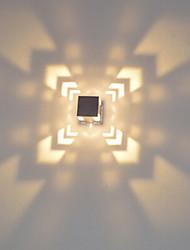 cheap -Modern Mini 3W LED Modern Light Aluminum Flush Mount Wall Lamp LED Integrated Hallway Bedside Bedroom