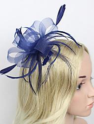 cheap -Women Fabric Hair Comb , Cute / Party Mesh / Satin Headpiece