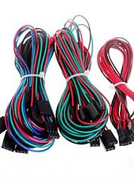 Недорогие -14pcs полные Соединительный кабель для принтера RepRap 3D пандусы 1.4 концевые ограничители термисторы двигателя