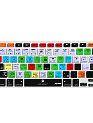 cheap -XSKN Lightroom Silicone Keyboard Skin Cover for Macbook pro air retina 13'' 15'' 17'' EU  US Version