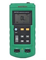 Недорогие -Mastech ms7220- термопара калибратор - температура калибратора - аналоговый выход мв термопара источник сигнала