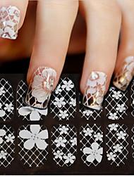 cheap -Choose 6pcs  fashion Nail Art Sticker For Nail Decals