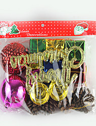Недорогие -Рождественская елка педант, один большой мешок подарков и один небольшой подарок мешок