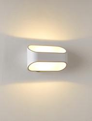 cheap -Modern Contemporary Flush Mount wall Lights Metal Wall Light 110-120V / 220-240V 4W / LED Integrated