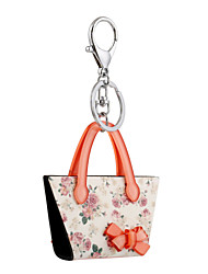 Недорогие -2016 брелок цепи кристалл сумки ювелирные изделия брелок автомобиля женщины очарование брелок оптовой