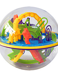 cheap -New 3D Magic Intellect Maze Ball 158 Level Kids Children Balance Logic Ability Puzzle Game Educational Training Tools