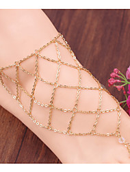 cheap -Women's Body Jewelry Screen Color Geometric Statement / Ladies / Vintage Alloy Costume Jewelry For Summer