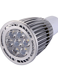 abordables -YWXLIGHT® 1pc 8 W Spot LED 850 lm GU10 7 Perles LED SMD Décorative Blanc Chaud Blanc Froid 85-265 V / 1 pièce / RoHs