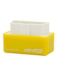 cheap -Nitro OBD2 for Benzine Cars Performance Chip Tuning Box Car Fuel Saver More Power More Torque