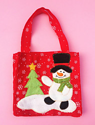cheap -Merry Christmas Tree Decor Candy Bag For Christmas Party